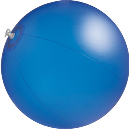 Ballon Gonflable Pour La Plage 39 Ice Frosted 39 Publicitaire