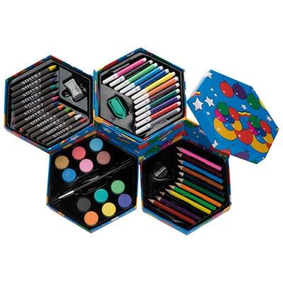 coffret coloriage et peinture