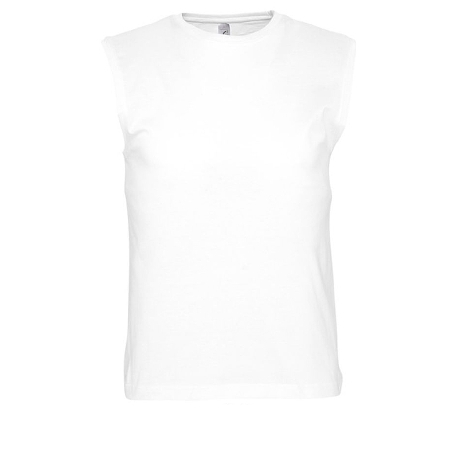 Tee-shirt homme sans manches jazzy