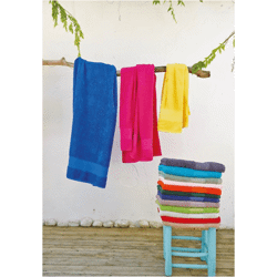 Bath towel > serviette de bain