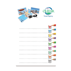 Bic® 101mm x 152 mm 50 sheet adhesive notepads