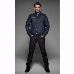 Blouson homme denim - frame men