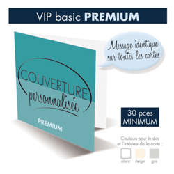 Carte vocale - vip basic premium