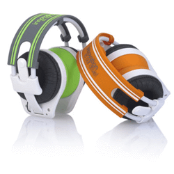 Casque audio pliable headz l