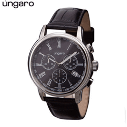 Chronographe luca black