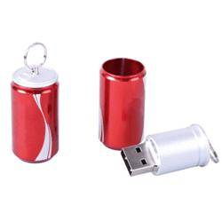 Canette USB