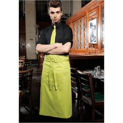 "Colours bar apron tablier de bar ""couleurs"""