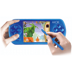 Console portable tactile