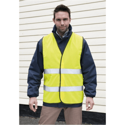 Core adult motorist safety vest gilet de sécurité