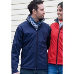 Core softshell jacket veste softshell unisexe