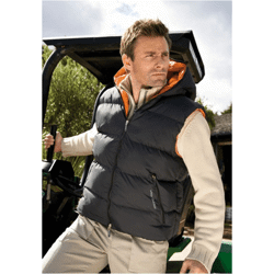 Dax down feel gilet bodywarmer doudoune