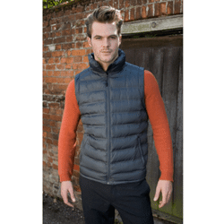 Gilet matelassé ice bird