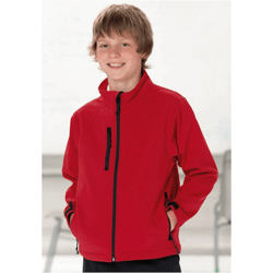 Kids softshell veste enfant softshell