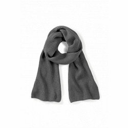 Metro knitted scarf - echarpe tricot