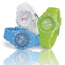 Mini freeze - montre plastique