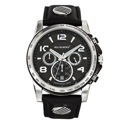 Montre All blacks noire