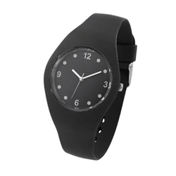 Montre analogique en silicone the abstract