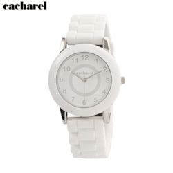Montre gomme white
