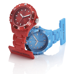 Nurse freeze - montre plastique