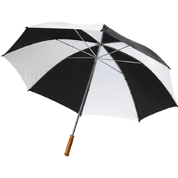Parapluie grand golf en nylon