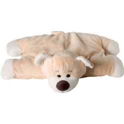 Peluche ours 32x28cm
