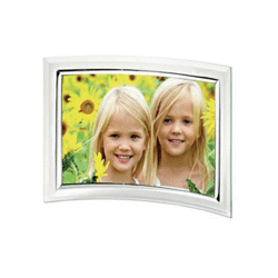 Porte-photos verre concave - 150x200 mm