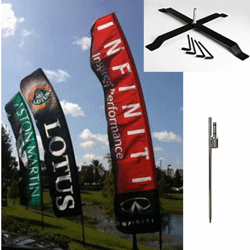 "Pro-wing ""banner flag"" 560 cm xl"
