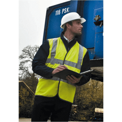 Safeguard high viz vest en471 gilet de sécurité