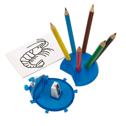 Set pot à crayon