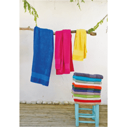 Towel > serviette de toilette