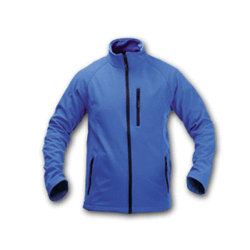 Veste club soft shell polyester